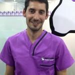 GABRIEL FERNÁNDEZ <br /> Asistente técnico veterinario desde el año 2015 realizando sus prácticas en el hospital veterinario Estoril y desde entonces formando parte del equipo de urgencias. Experiencia en adiestramiento canino desde 2011 (formacion en Educan)